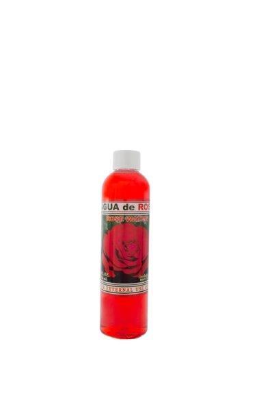Agua de Rosa   Rose Water   8oz
