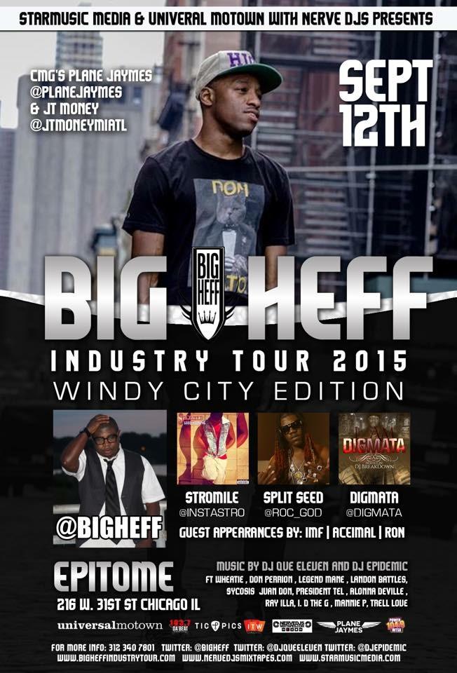 09/12/15 - Chicago, IL
