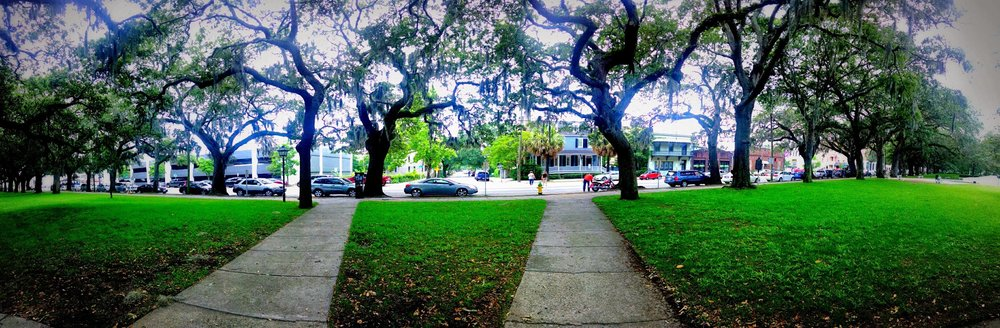Savannah River Street