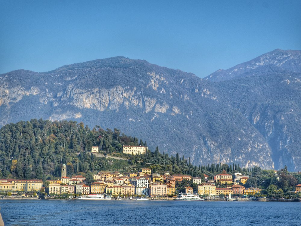 Como, the Lake and Bellagio -