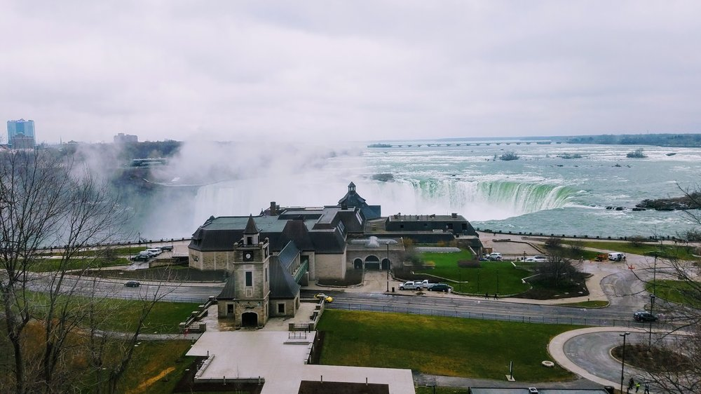 Horseshoe Falls - I never knew it, till I went to the other side! :)