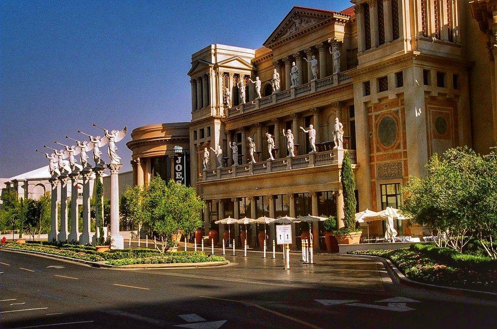 First Visit to Las Vegas -