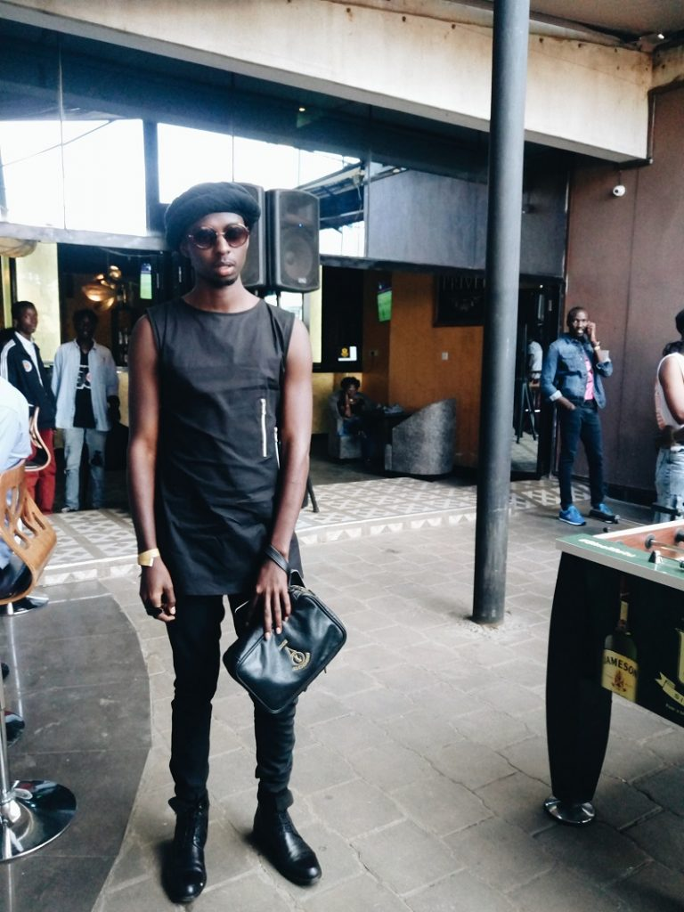 What to wear to a denim themed party by fred anyona