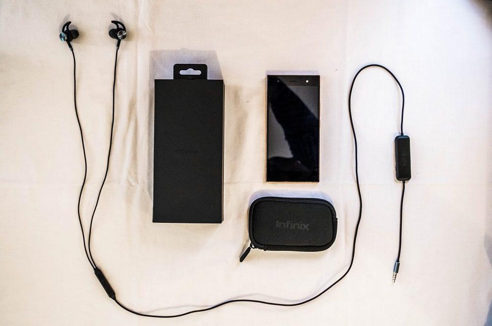 Noise Cancellation Headphones | Infinix Kenya | Fred Anyona