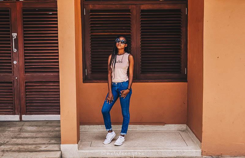 Brenda Nyamichabaa | Style Hacks for girls | College Fashion