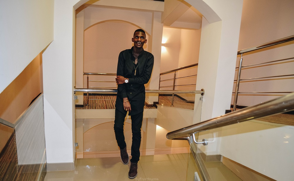 Monochrome Black | My Style | Roma Designs Africa | Fashion Blogger | Fred Anyona