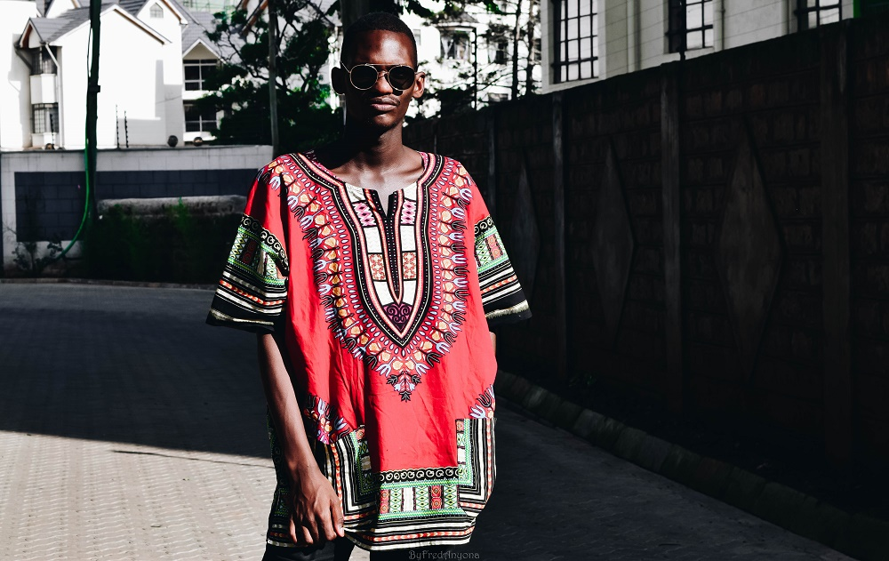 Dashiki Love | Style A dashiki | By Fred Anyona