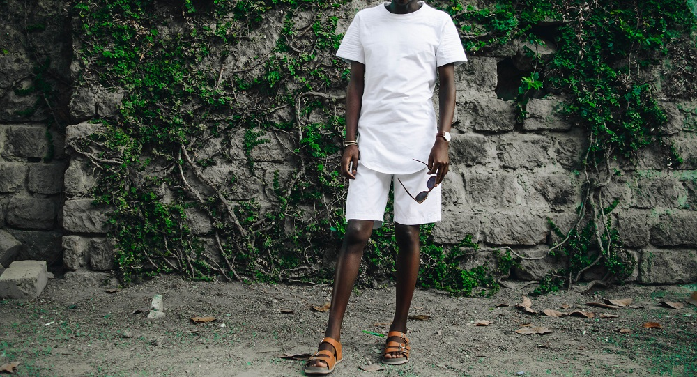 How To Wear White Shorts | Style Guide | All White Look | Daniel Wellington Watches