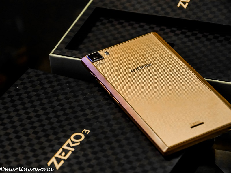 INFINIX ZERO 3 | TECH REVIEW