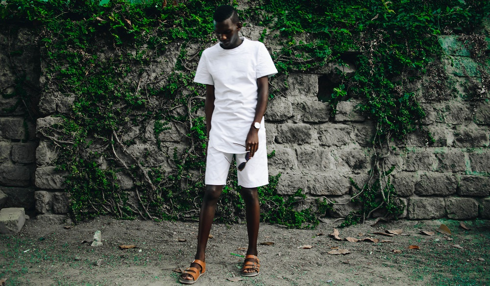 How To Wear White Shorts | Style Guide | All White Look