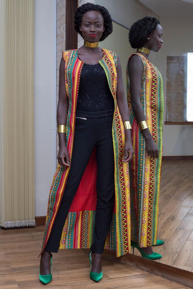 Shiyenze Fashion | Shienze Khasoha | Style Feature