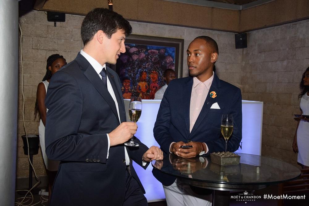 Moet & Chandon | Moet Moment in Nairobi