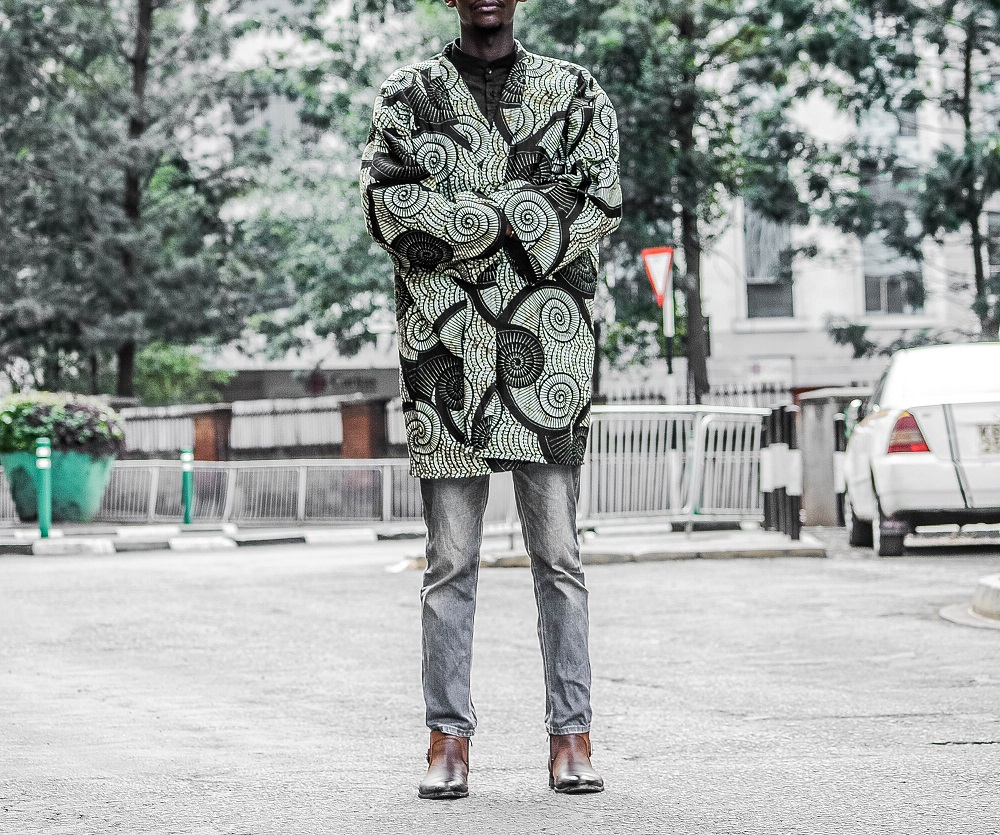 CONTEMPORARY AFRICAN FASHION | WANGARI MATHENGE