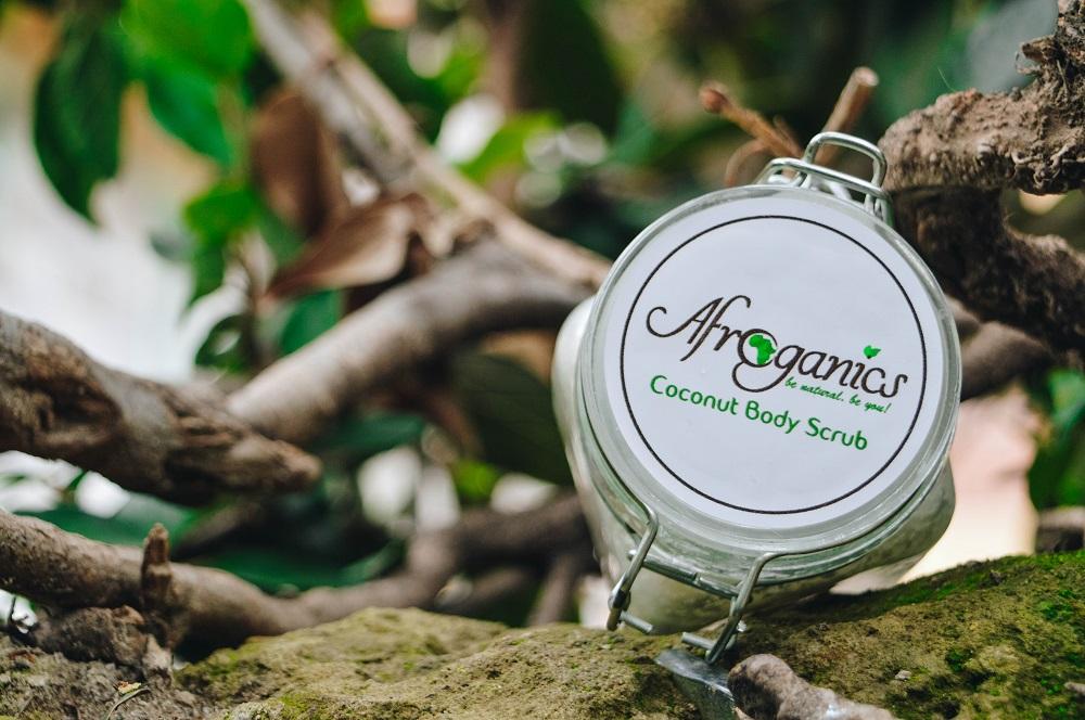 Afroganics | Coconut products | So You Like Fashion