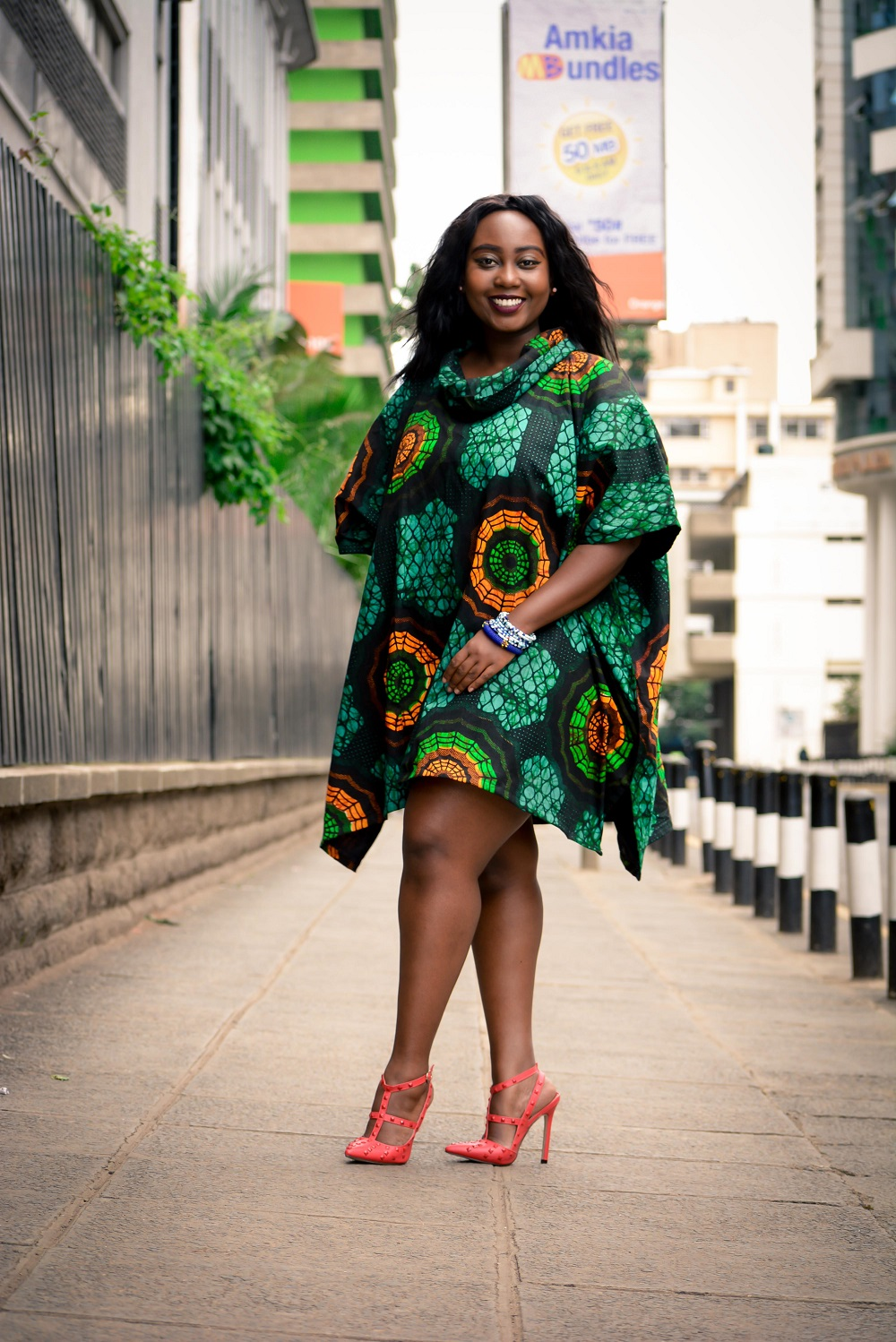 CONTEMPORARY AFRICAN FASHION | WANGARI MATHENGE | MISS NYAWI