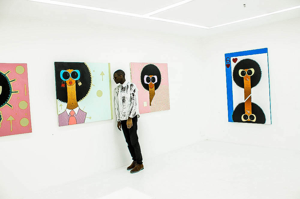 Michael Soi Exhibition X Circle Art Gallery | Fred Anyona | Kimty Dennis