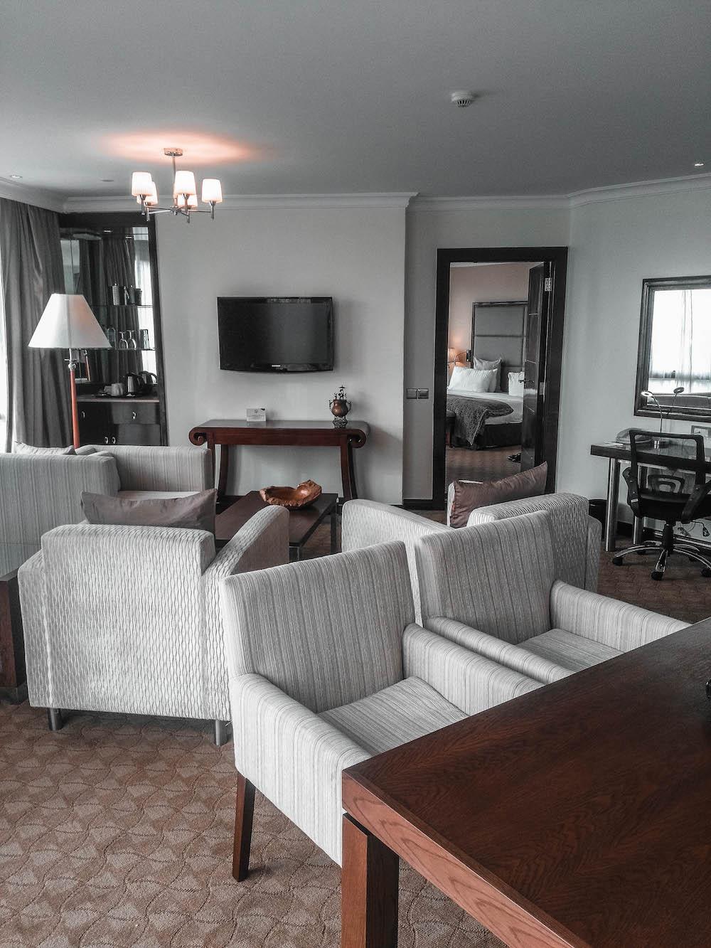 Crowne Plaza Nairobi | Executive Suite | weekend getaways in Nairobi