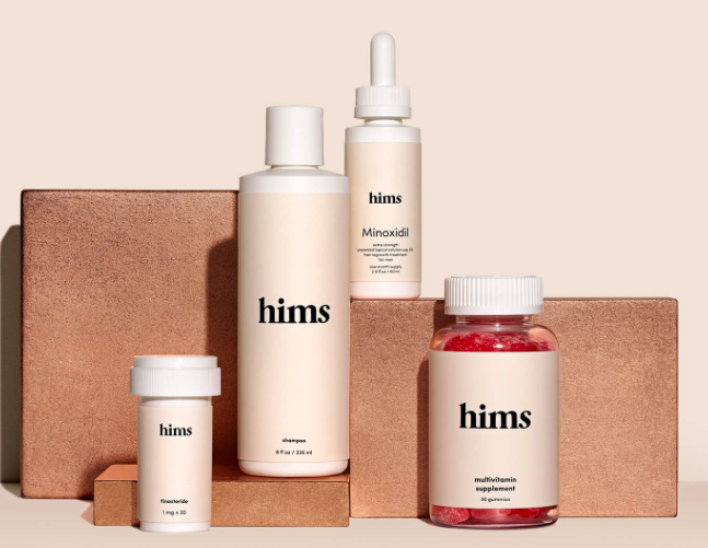 For Hims | Men's Health | Skin Care | Sex | Hair Care