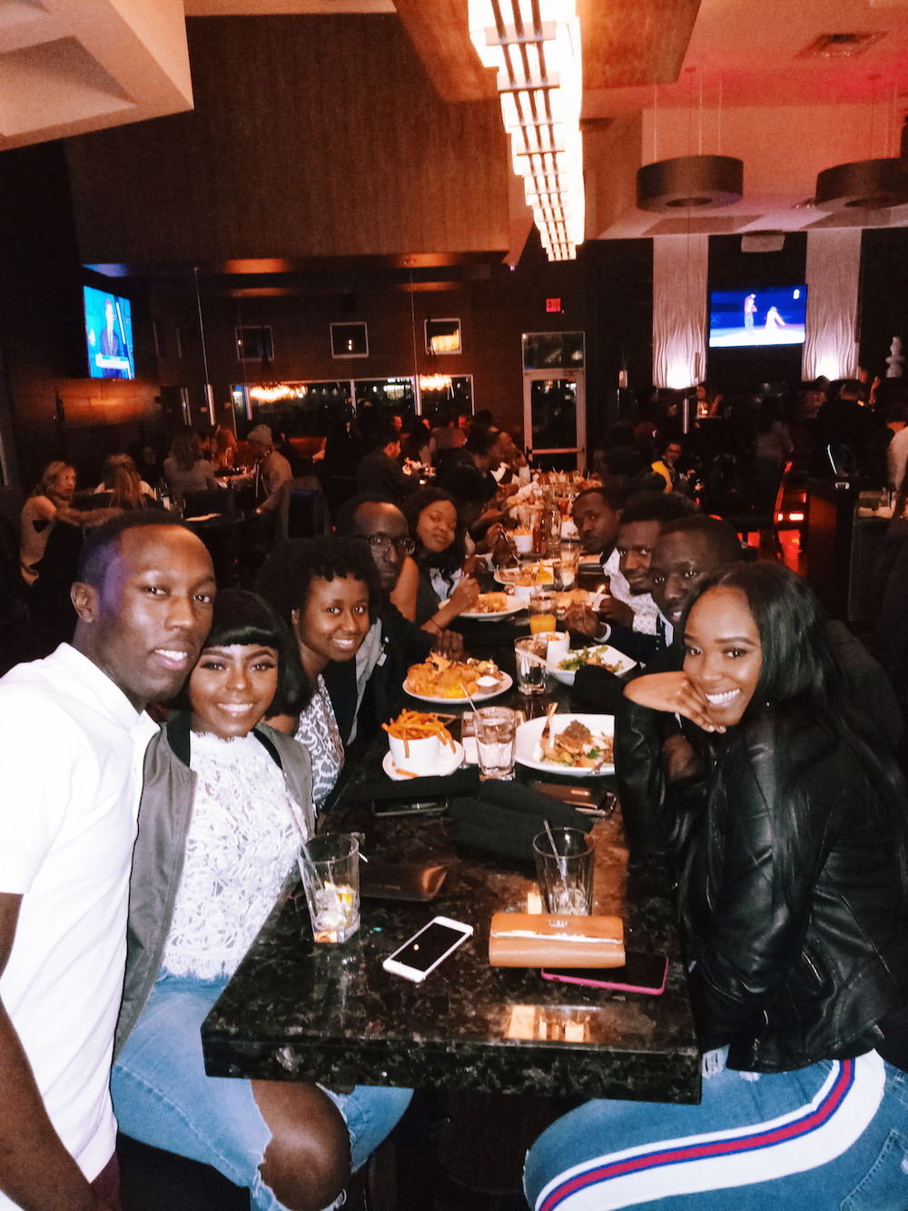 Night out at Moxie's | Foodie Explorer | Fred Anyona