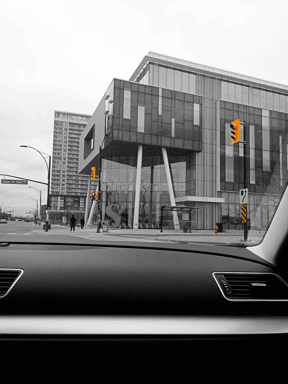 EXPLORING TORONTO WITH THE VW PASSAT CC
