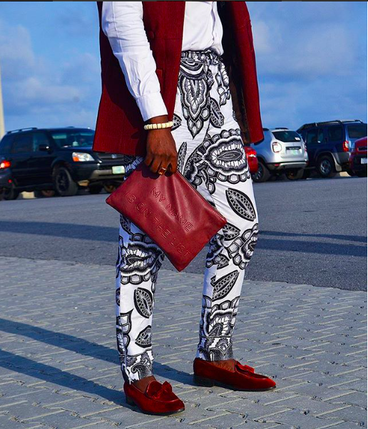 FASHION STYLIST AND FASHION CREATIVE ADEDEJI ABIDEMI, THE STYLE TRAIN