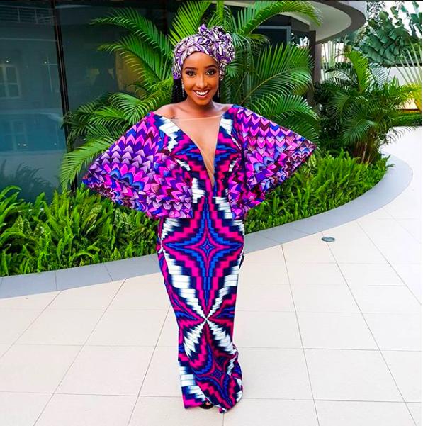 3 WAYS ANITA NDERU ROCKS A PRINT OUTFIT | so you like fashion