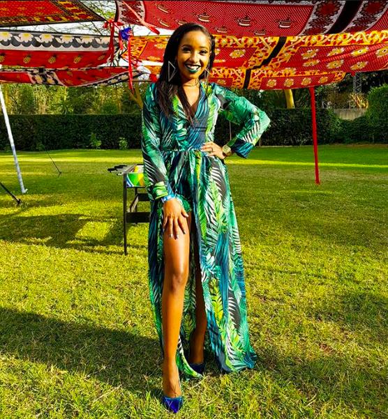 5 WAYS ANITA NDERU ROCKS A PRINT OUTFIT | so you like fashion