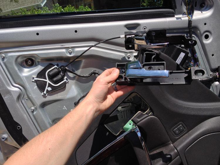 Door Handle Repair Mobile Auto Service Tulsa Faith Power