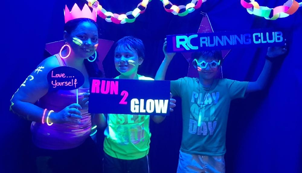 Run2Glow
