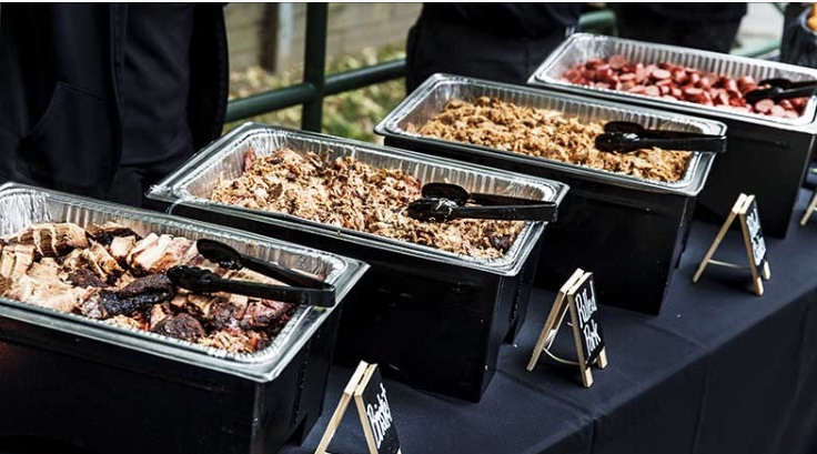 - catering