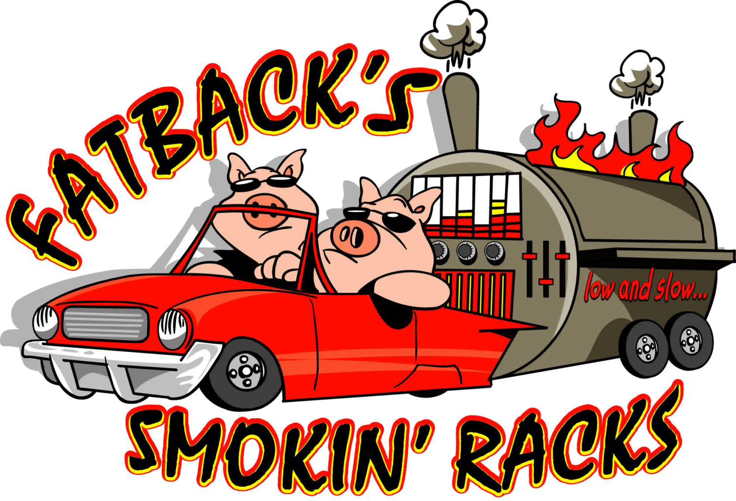Fatbacks Smokin' Racks