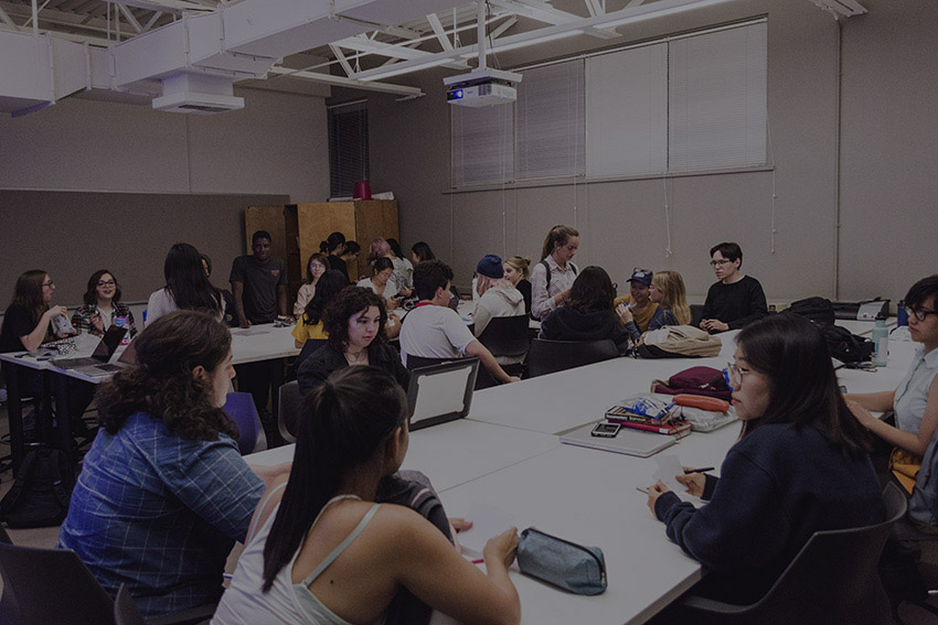 InPrint is a... - . . . collaborative space for students to grow as interdisciplinary designers!