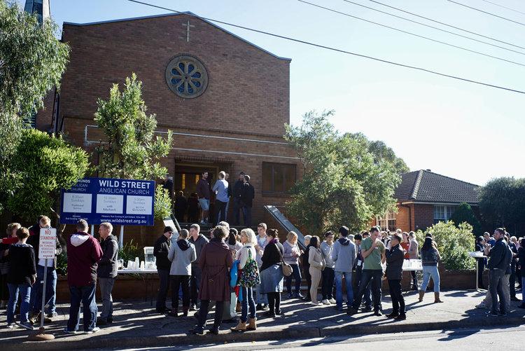 Wild Street Church - Our partner church