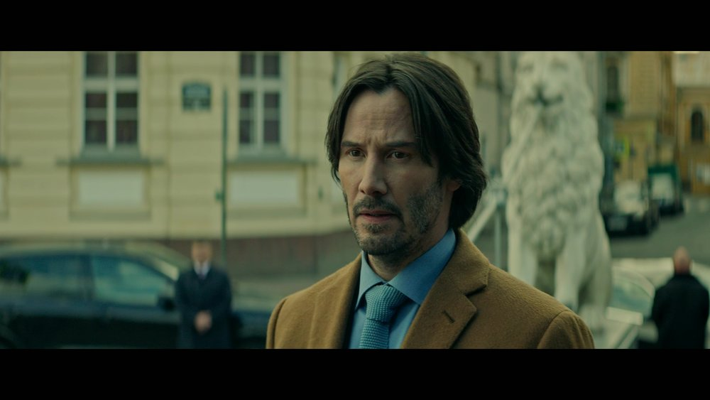 Keanu Reeves in SIBERIA