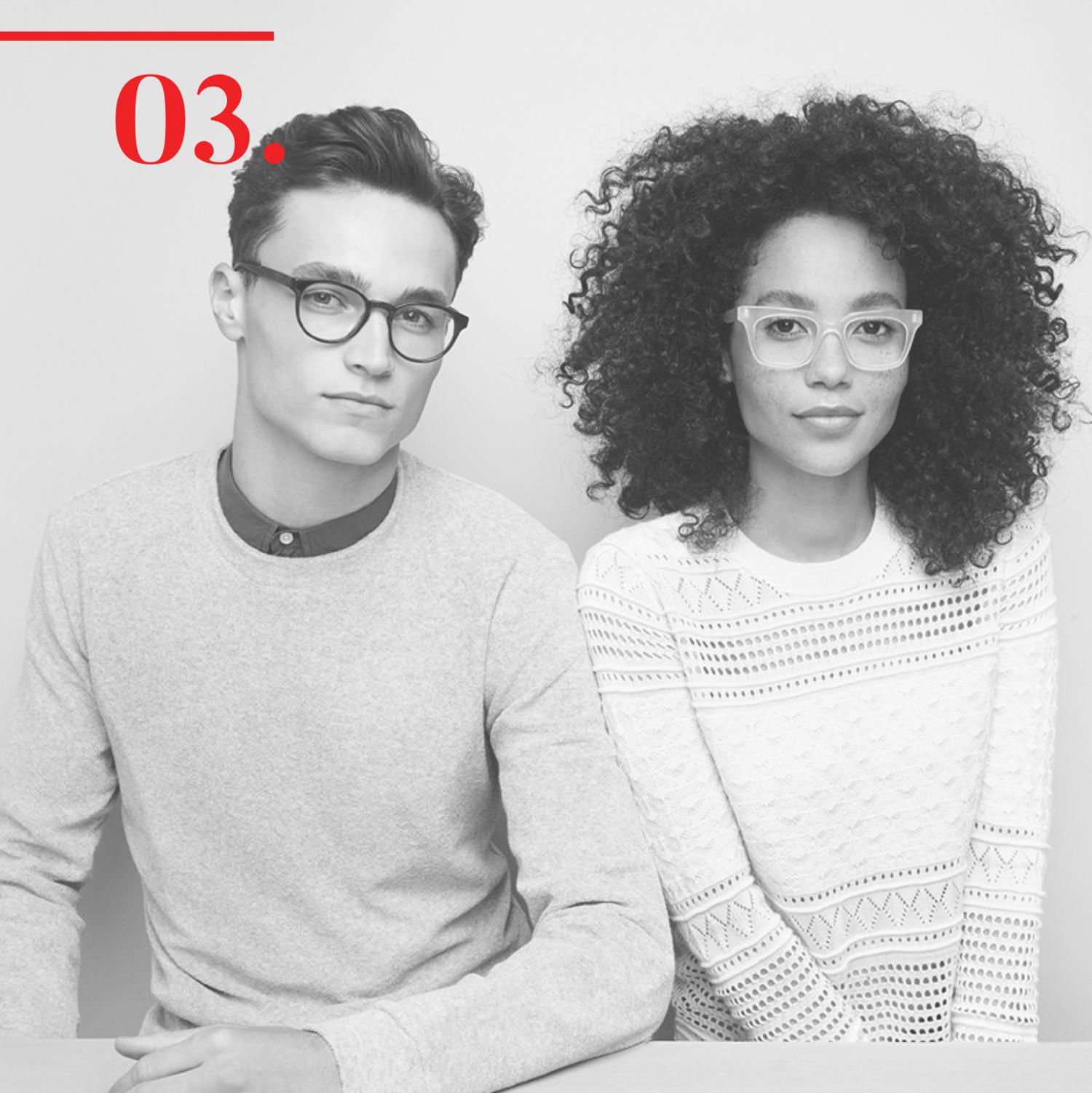 a4fb45d188 Brand focus  Warby Parker — Creative Strategist – Jess Willemse