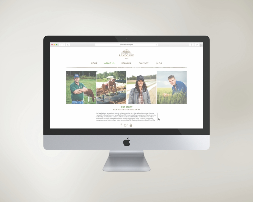 Key Outcomes - The new Landcare is more approachable and friendly. They are honest, down to earth and hard working. Their core essence revolves around the mission statement of 'creating action on the ground.'
