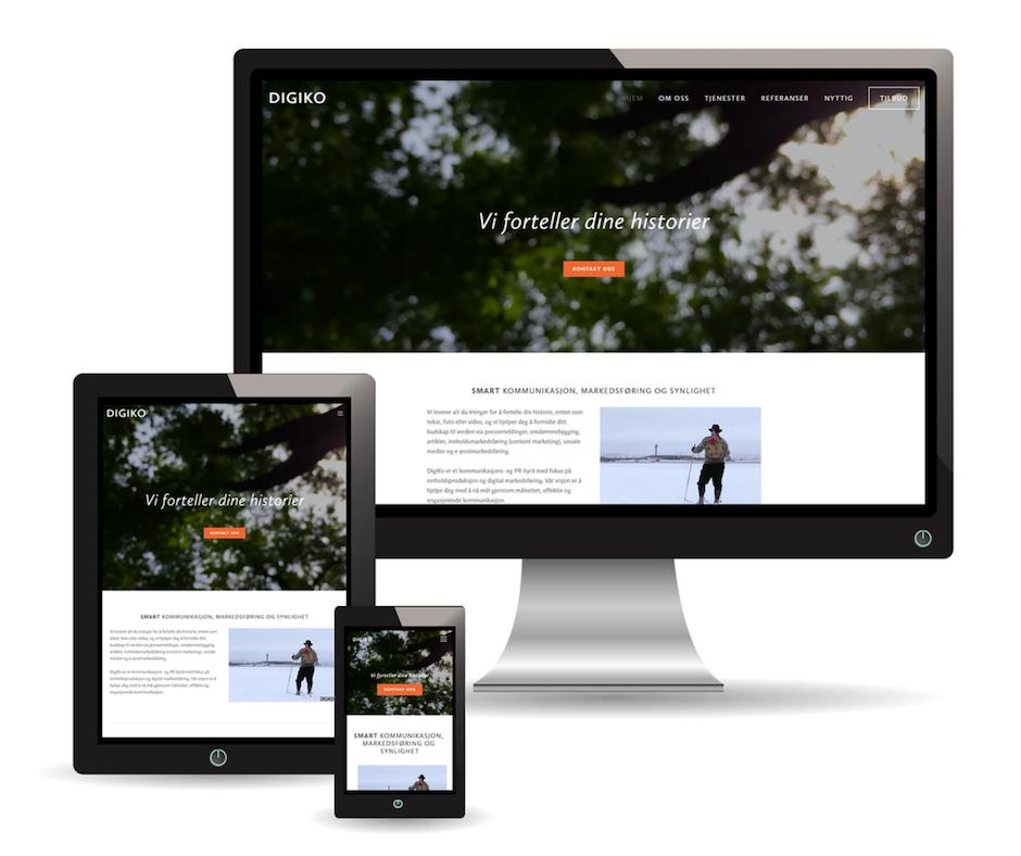 Nettside | Hjemmeside | Webside | SEO | SSL-sertifikat | DigiKo | Tynset | Røros | Fjellregionen
