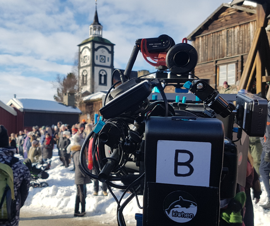 Video | Redigering | Opptak | Film | Tynset | Røros | Fjellregionen DigiKo