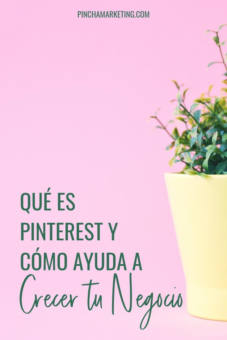 Qué es Pinterest y cómo te ayuda en tu negocio #pinchapodcast #negocios #pinterestespañol