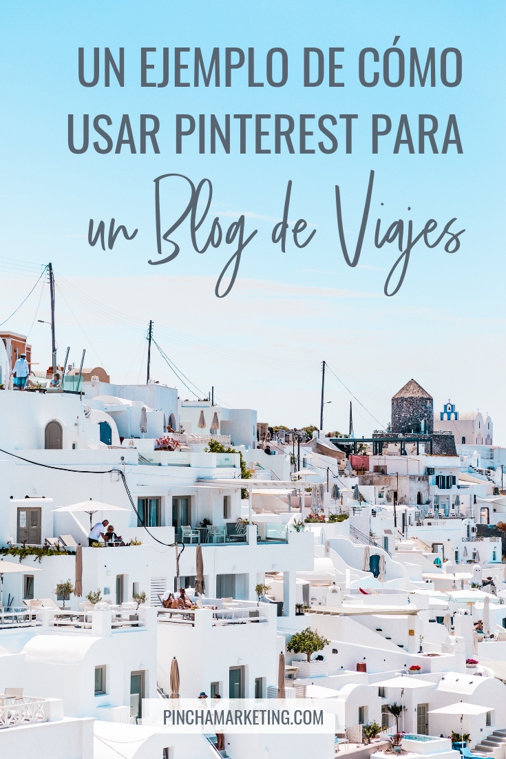 Cómo usar Pinterest para promover un blog de viajes. Entrevista a Gaby de Plan B Viajero. #pinchapodcast #blogdeviajes #marketingdigital #redessociales #pinterestespañol #marketingturistico