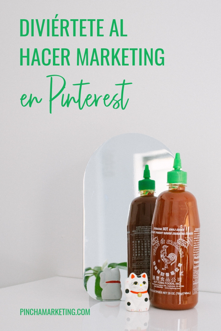 Como hacer Marketing en Pinterest y pasarla bien #pinchapodcast