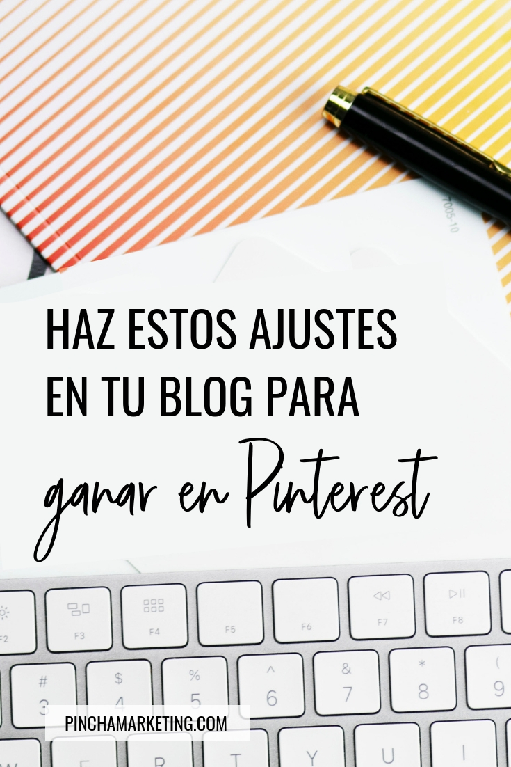 Claves de Pinterest Marketing: Ajustes para expertos #pinterestmarketing #pinchapodcast #pinterestespañol #pinteresttips #redessociales #seo