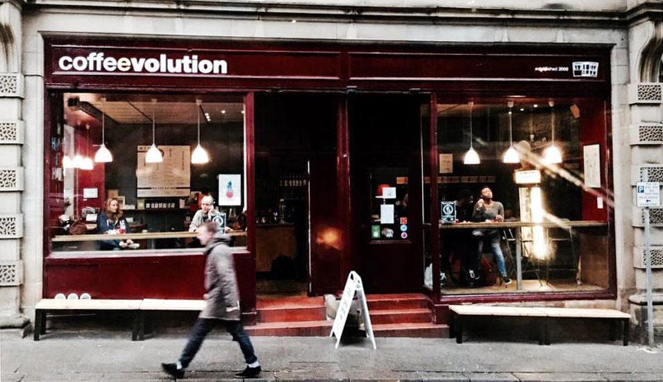 Coffeevolution  8 Church Street Huddersfield HD1 1DD