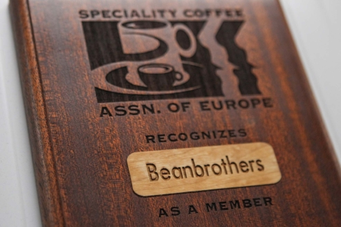 Bean Brothers Coffee Company Ltd is a member of the   Speciality Coffee Association