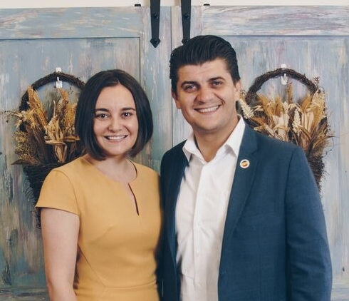 West Coast Youth and Discipleship Director - Eddie and Simida Sfrengeueddiefromsac@gmail.com