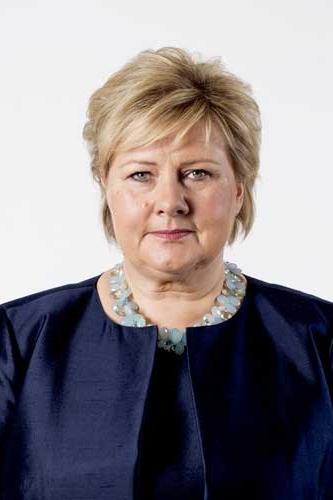 Erna Solberg - STATSMINISTERLES MER