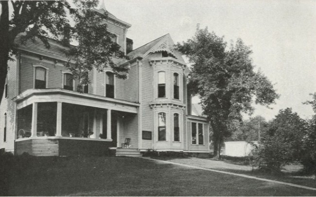 The Wheeling Florence Crittenton Home was established in 1895