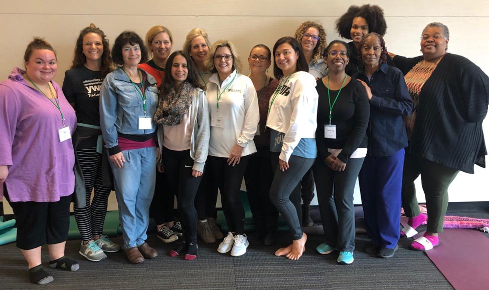 The Art of Yoga Pilot Cohort