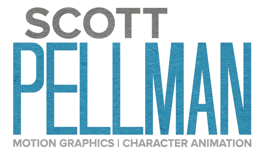 Scott Pellman - Motion Graphics | Character Animation
