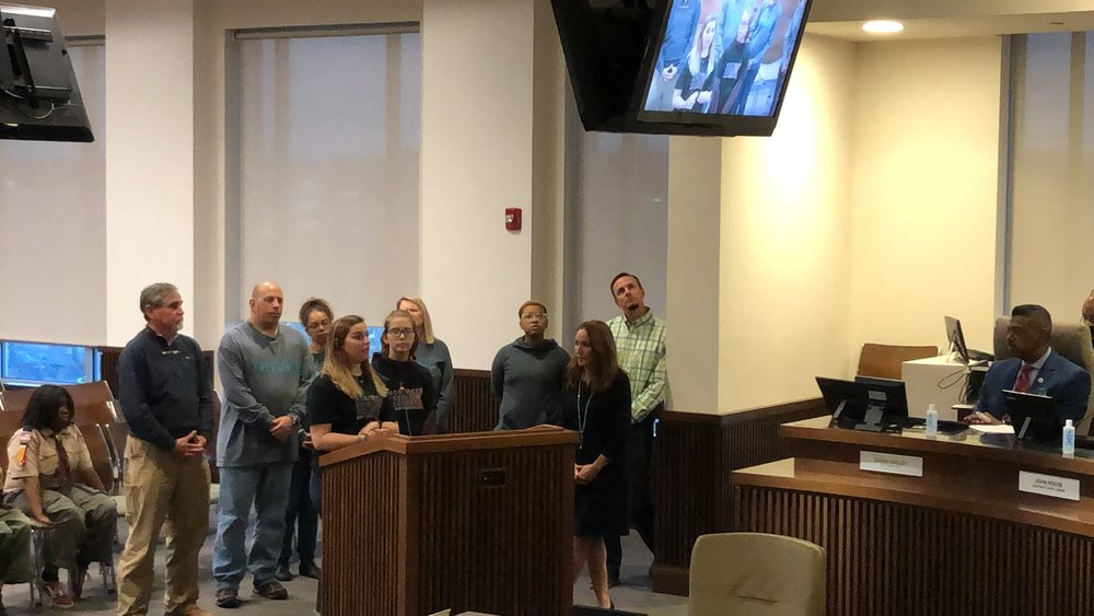 00066 Micahs Promise Day proclamation by Columbus GA City Council 20190205.JPG